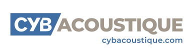 CYBACOUSTIQUE logo